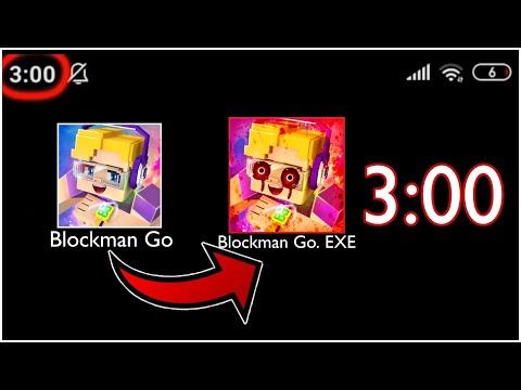 NEVER GO TO Blockman go at 3:00 am   Blockman Go Bed Wars