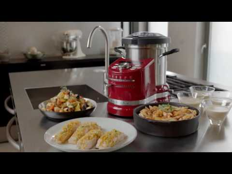 Cook Processor - Tecnologia kitchenAid Artisan