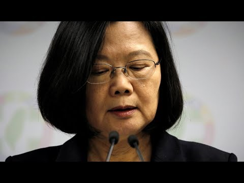 Taiwan president resigns as ruling party boss after election defeat