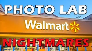 Tales from Retail: Walmart Photo Lab Secrets and Nightmare Fuel