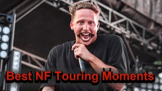 Best NF Concert Moments | My favorite NF Touring Moments Compilation
