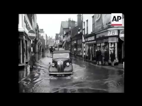 Guildford Floods 1951