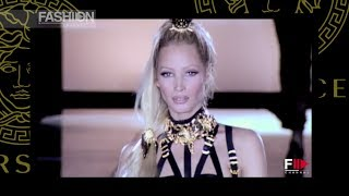 Tribute to GIANNI VERSACE Back to the 90's by Fashion Channel