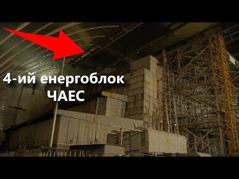 Чернобыль: репортаж из саркофага 4-го энергоблока. Дозиметр разрывает на части!