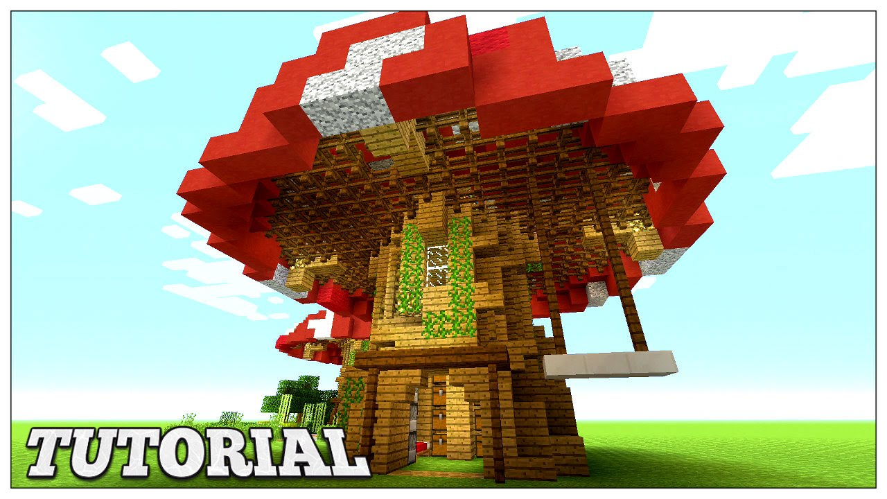 how to build a minecraft fairy mansion