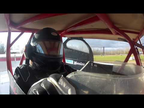 GoPro HD: Aaron Jacobs at Utica Rome Speedway