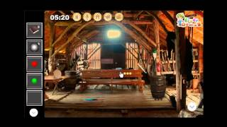 Escape From Forest Barn House WalkThrough EightGames