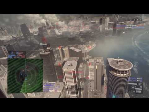 Battlefield 4 Siege of Shanghai Attack Heli Full Round Combined 123-1