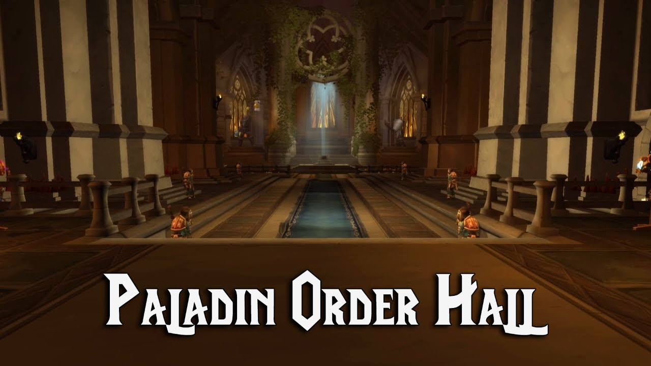 Rogue Class Order Hall - Legion Alpha Preview - YouTube |Class Order Halls Map