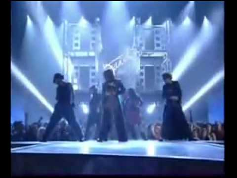 Janet Jackson - Doesn't Really Matter - Live.