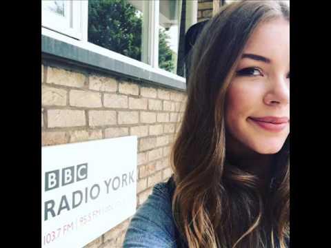 Rachel Croft on BBC Radio York