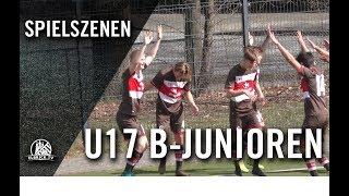 Niendorfer TSV U17 – FC St. Pauli U16 (18. Spieltag, B-Regionalliga Nord)