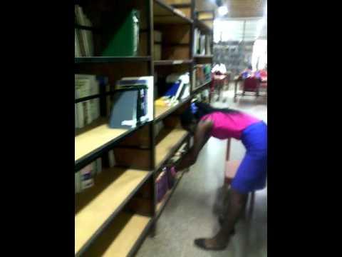 Ucu ,ham mukasa library