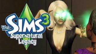 The Sims 3 | Supernatural Legacy | Osa 1: Meteorisade!