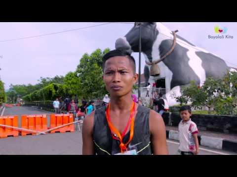Ridwan Pelari Asal Mataram Juara Satu Boyolali Berlari 7K