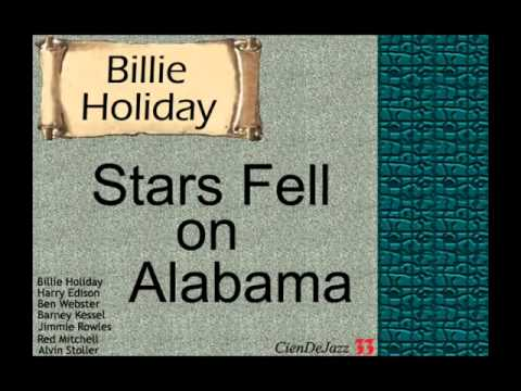 Billie Holiday: Stars Fell on Alabama.