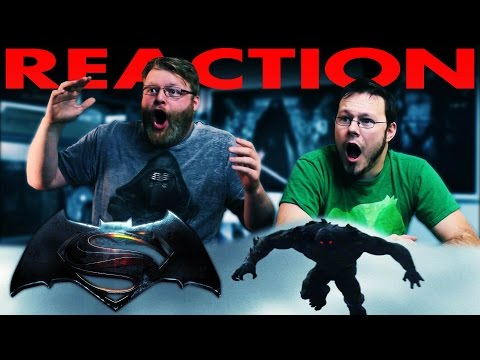 Batman v Superman: Dawn of Justice - Trailer 2 REACTION!!