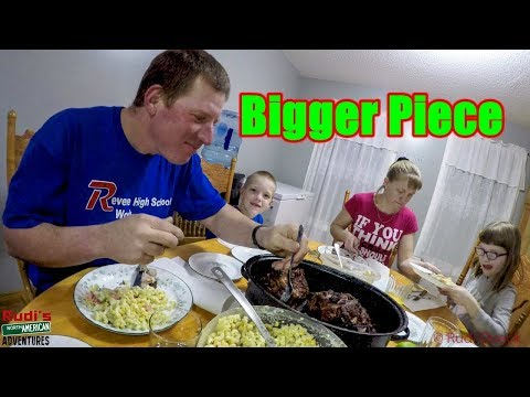He's Going For A Bigger Piece Rudi's NORTH AMERICAN ADVENTURES 02/09/18 Vlog#1339