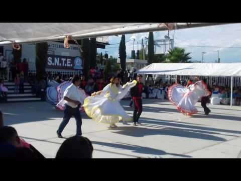 Danza-Preparatoria #21 Villa de Gpe. San Luis Potosi 9-06-17