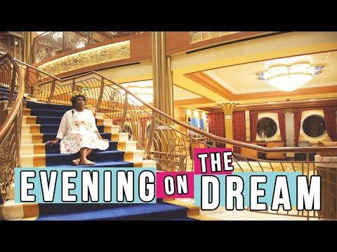 Disney Cruise Day 2  | Evening