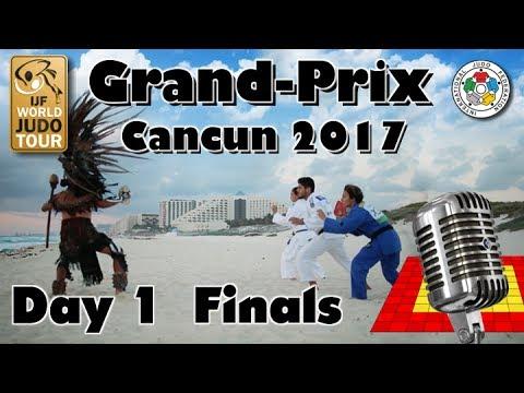 Judo Grand-Prix Cancun 2017: Day 1 - Final Block