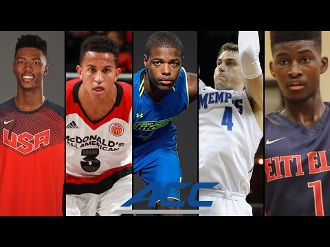 Top 5 Basketball Newcomers Led By Duke's Harry Giles In 2016-2017