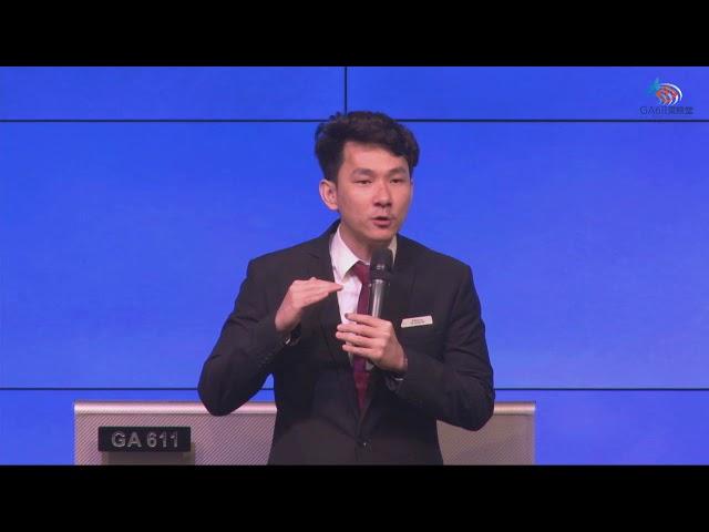 《611网络会议》感恩见证  611 Network Conference Thanksgiving Testimony - 黄国成传道 Pr Elijiah Ooi