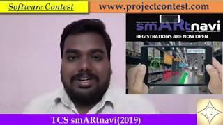 TCS smARtnavi (2019) I Augmented Reality Software Contest