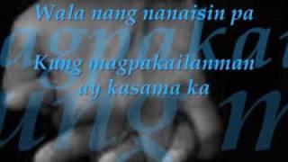 Ikaw Ang Pangarap with lyrics by Martin Nievera
