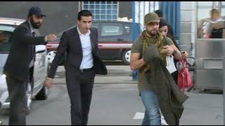 عندما يمنع حارس أمن الفنان الدوزي من دخول القناة الثانية... شاهد الكاميرا الخفية