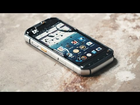 The Cat S60 is super rugged and can see in the dark