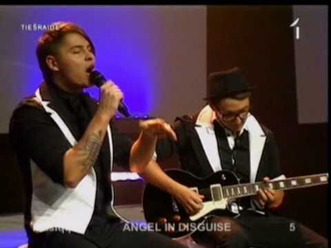 Musiqq - Angel in Disguise (Eurovision 2011 Latvia)