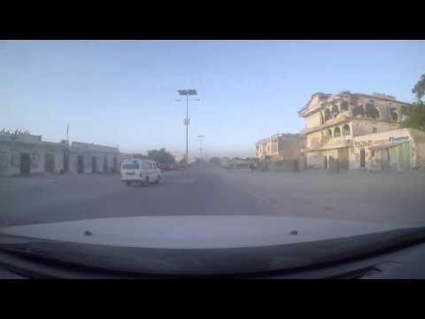 Muqdisho 2015 4k HD video