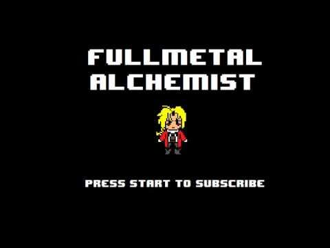 Fullmetal Alchemist Brotherhood Opening 5  Rain 8bit NES Remix