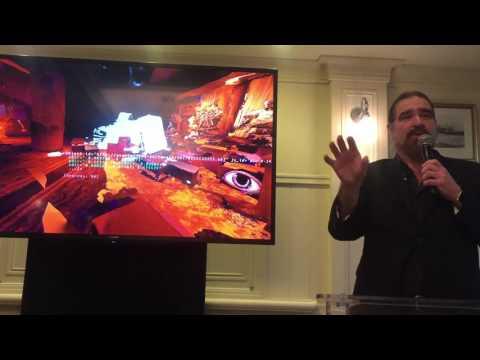 Brett Leonard on why WebVR is critical to mass market VR adoption
