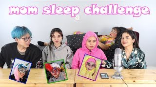 "[ASMR] ""MOM SLEEP CHALLENGE!"" EP. (PERDANA!!)"
