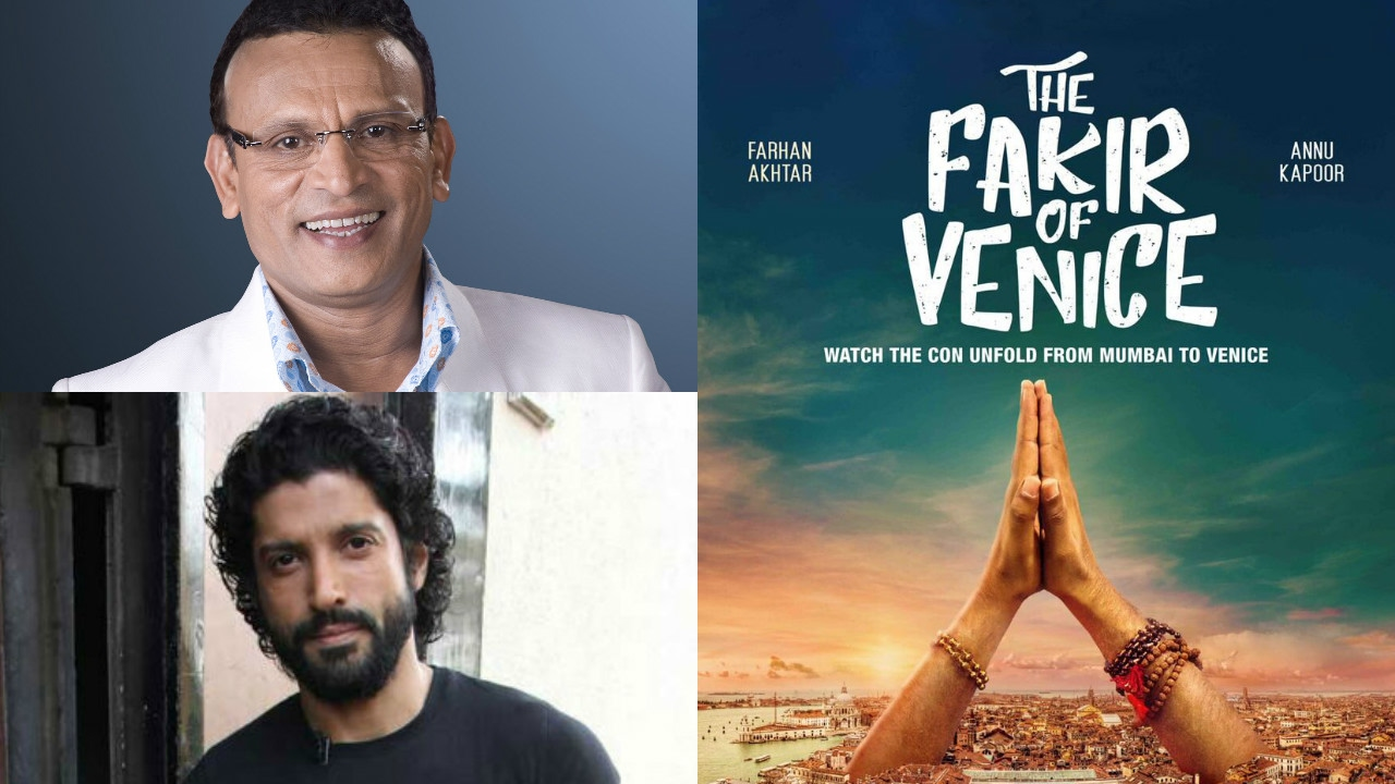 Image result for Farhan Akhtar's The Fakir of Venice