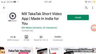 MAX TAKA TAK SHORT VIDEO APP // MADE IN INDIA FOR YOU ON //(#HINDUSTANI YUDHA#)//.🤑😇😇 screenshot 2