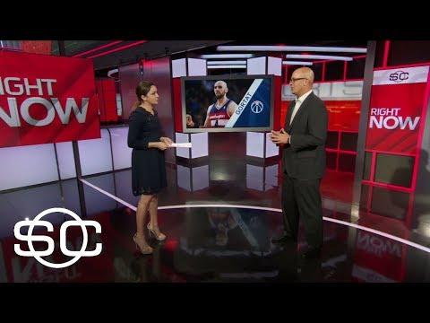 Wizards open to trade Marcin Gortat | SportsCenter | ESPN