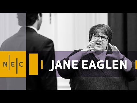Jane Eaglen Masterclass