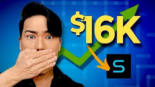 HOW TO INVEST WÏTH ONLY $5 | Stash Update | Investing For Beginners