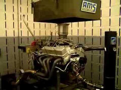 406 SBC Dyno Test 572hp