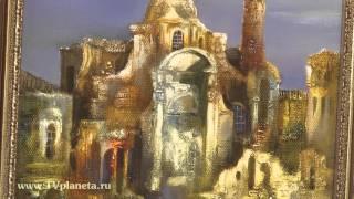 выставка Натали Вовк «Золотые сны»