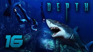 I WIll Make Shark Soup Out Of You! (Depth #16)
