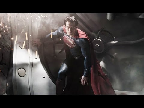 Man Of Steel: Panel Impressions - Comic-Con 2012