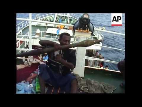Abducted SKorean sailors safe, negotiations begin