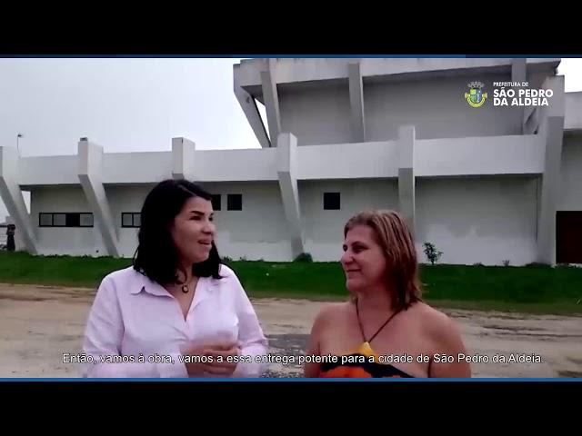 CINEMA DE SÃO PEDRO DA ALDEIA