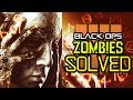 NEW BO4 ZOMBIES REVEAL TEASER SOLVED: LANGUAGE & MASK IDEAS EXPLAINED! (Black Ops 4 Zombies)