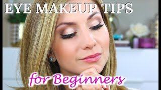 EYE MAKEUP TIPS AND TRICKS FOR BEGINNERS FROM A MAKEUP ARTIST