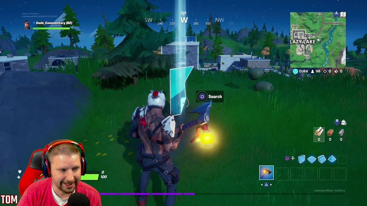 Search Hidden F Found In The New World Loading Screen Fortnite Season 1 Chapter 2